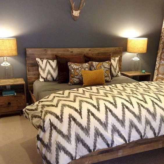 66 farmhouse style master bedroom decorating ideas (21)