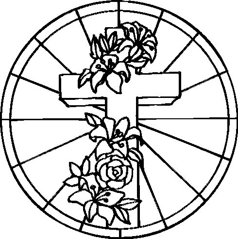 Christian Easter Coloring Pages | Christian Coloring Pages ...