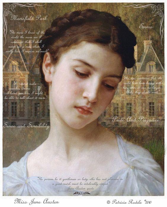 Jane Austen (England, 1775-1817)