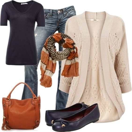 fall casual: