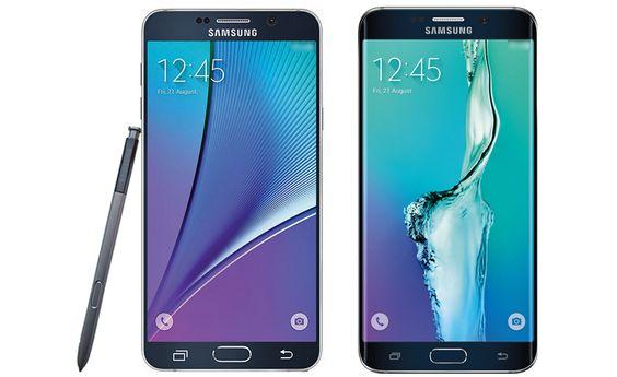 Primeiras imagens do Samsung Galaxy Note 5 e Galaxy S6 Edge Plus reveladas - http://hexamob.com/pt-br/news-pt-br/primeiras-imagens-do-samsung-galaxy-note-5-e-galaxy-s6-edge-plus-reveladas/