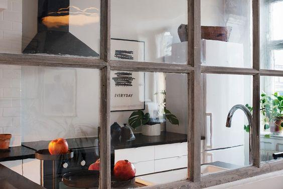 Cocina, comedor y salón... ¡juntos pero no revueltos! | Decorar tu casa es facilisimo.com