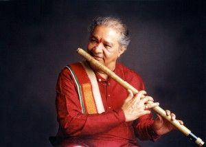 ハリプラサード・チョウラシア : バンスリ奏者