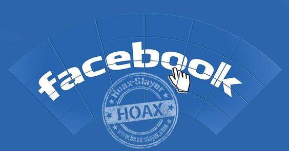 """Facebook Will Cost Money"" Hoax Returns"