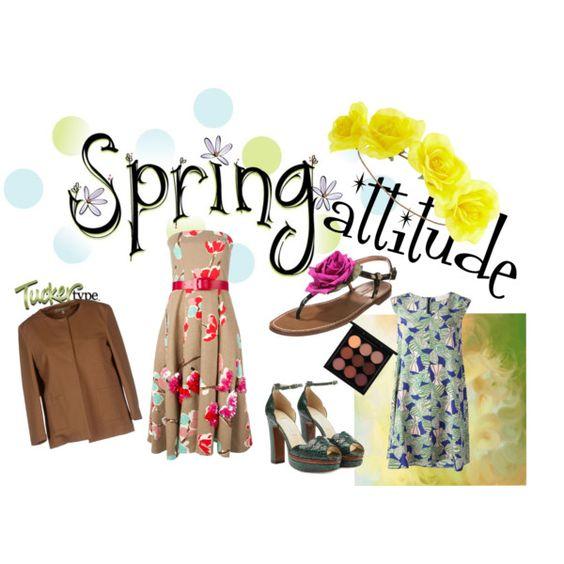 Spring attitude by antonella-taurino on Polyvore featuring moda, Erika Cavallini Semi-Couture, L'Autre Chose, Charlotte Russe and MAC Cosmetics