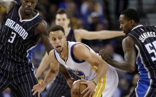 Protagonistas de la jornada de la NBA | Curry y Warriors...