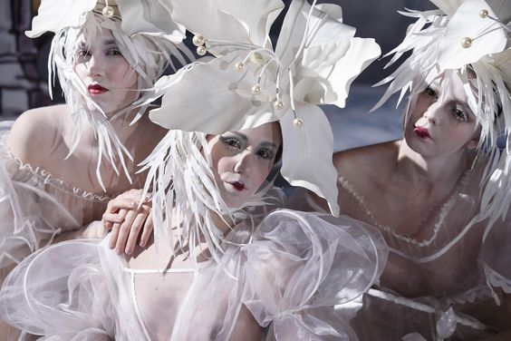 Style Bible Life Ball 2014 photos (unretouched) by Inge Prader