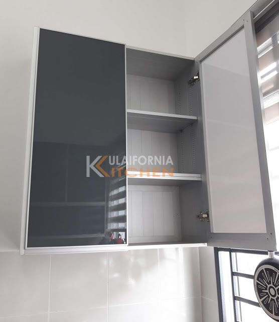 Johor Furniture And Kitchen Cabinet Glass Kitchen Cabinet Doors Aluminum Kitchen Cabinets Kitchen Pantry Design