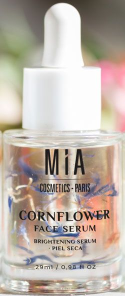 cornflower mia cosmetics