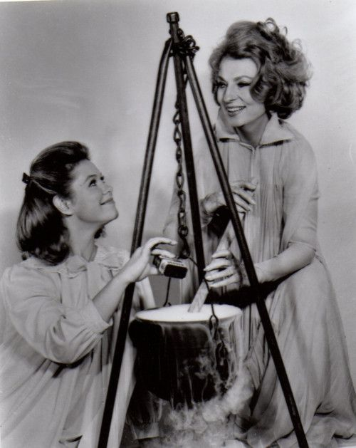 bewitched.loved this show.