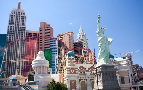 Las Vegas for beginners: Best hotels and hostels to stay in - a Rough Guides guide.
