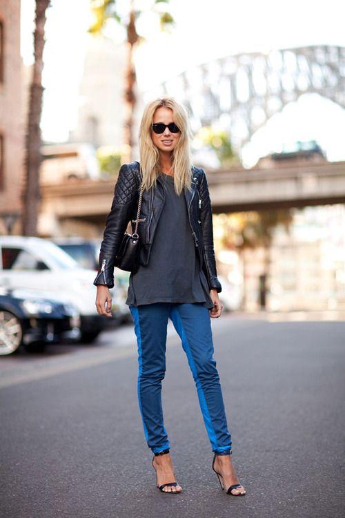 Elin Kling track pants: