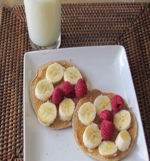 7 Creative #PeanutButter #Breakfast Ideas via @SelfMagazine