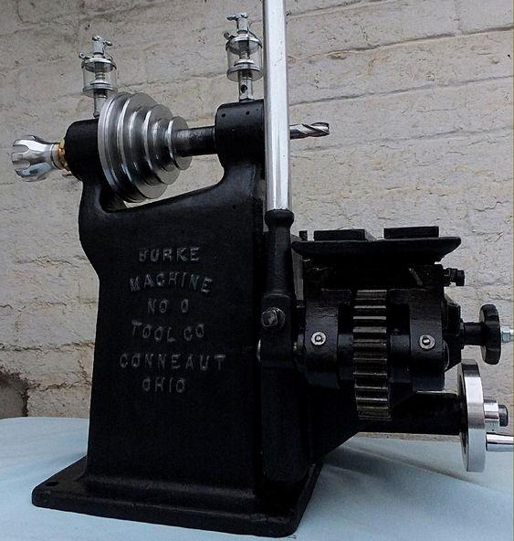 burkes machine shop