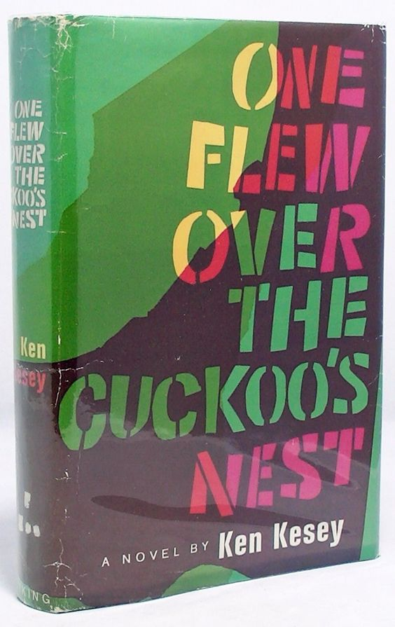 """Man, when you lose your laugh you lose your footing."" ― Ken Kesey  One Flew Over the Cuckoo's Nest by Ken Kesey, Signed First Edition  www.RareBooksFirst.com  Rare Books from 1st Editions and Antiquarian Books  #kenkesey #rarebooksfirst #rarebooks #authors"