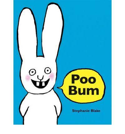 Poo Bum : Hardback : Stephanie Blake : 9781877467967