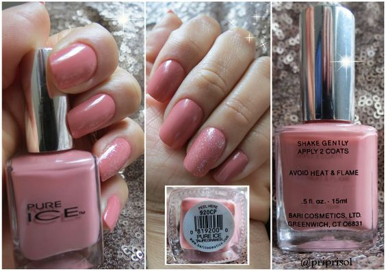 Pure Ice Nail Polish, 920 Taupe Drawer