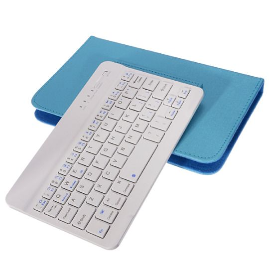 Adjustable Buckle Wireless Bluetooth Keyboard Flip Holster Case For Samsung S6 S7 Iphone 6 6s Bluetooth Keyboard Mobile Phone Samsung S6