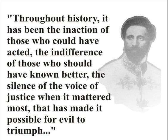 Jah Rastafari Quotes: It Is Prophesied That Oppression Makes