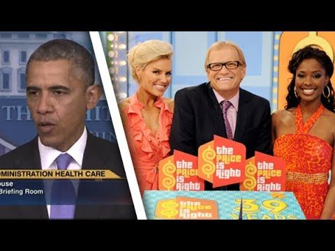 Will Obama Apologize To The Price Is Right Fans?