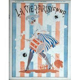 Vie Parisienne (La) N° 26 Du 24/06/1916 - Dessin De Barbier Pour Les Parisiens En Campagne Par G. Leonnec
