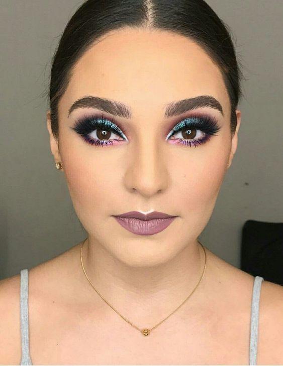 Maquiagem 2020 Novas Tendencias 100 Fotos Inspiradoras