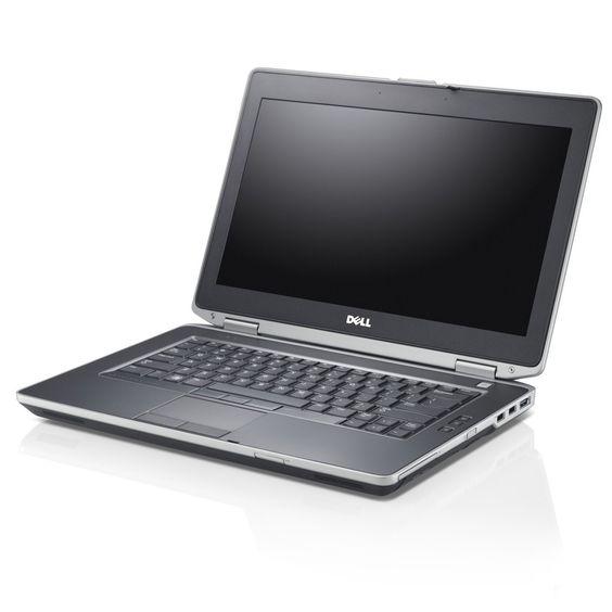 eN-Tech Dell Latitude E6430 14.0-inch Grey Intel Core i5 3rd Gen 2.60GHz 8GB 128GB SSD Windows 10 64-bit Refurbished Laptop