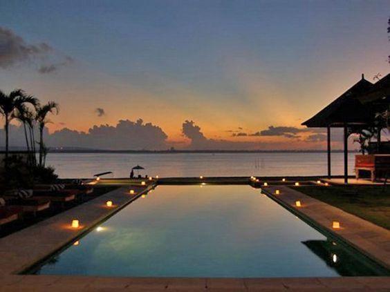 Villa Sunset in southern Bali