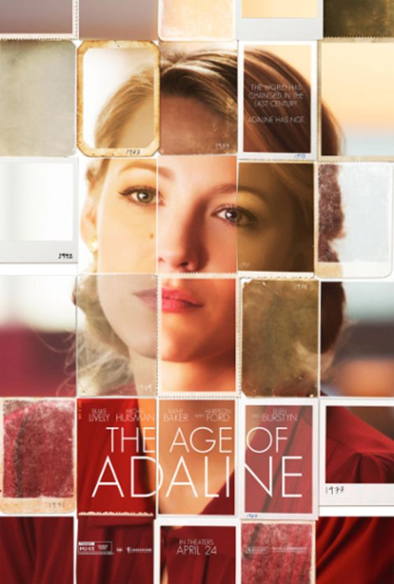 Movie Inspiration: Age of Adaline. Bring the past to the present with these timeless ensembles.