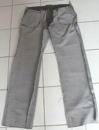 Coudre un jean avec l'aide blog LA BOBINE