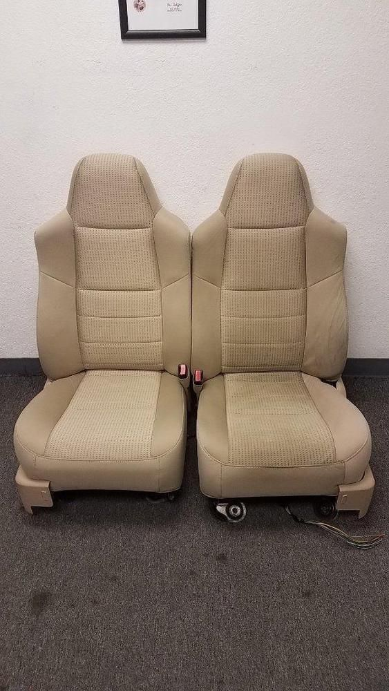 2000 Ford F250 Seat Covers