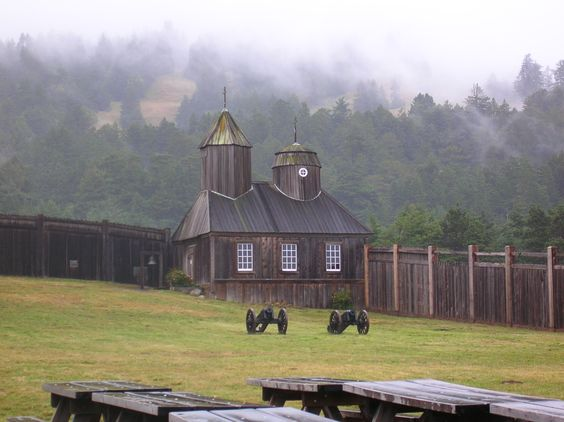 Russian Settlement In Northern California 107