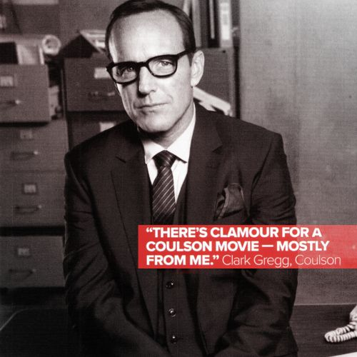 Coulson is my hero