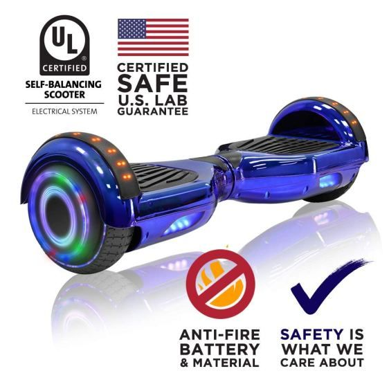 Neja 6 5 Bluetooth Hoverboard Self Balancing Scooter 2 Wheel Electric Scooter Ul Certified 2272 Bluetooth Hoverboard Bluetooth Hoverboard Balancing Scooter