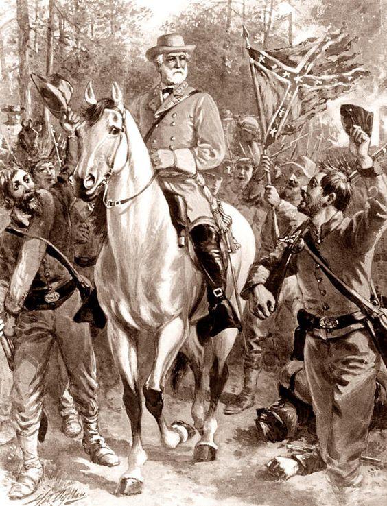 Biography of the legendary confederate general and civil war hero robert e lee