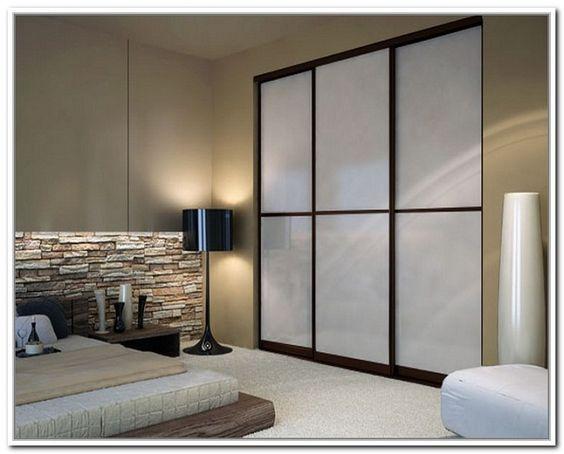 closet doors doors and door design on pinterest. Black Bedroom Furniture Sets. Home Design Ideas
