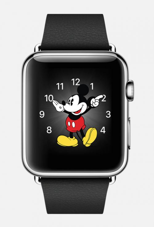 apple watch mickey mouse - Google Search
