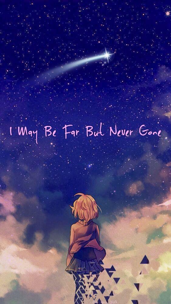 Ya Budu Daleko No Nikogda Ne Ujdu Anime Wallpaper Live Anime Love Quotes Kuriyama Anime wallpaper quotes hd