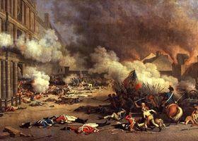 chateau de versailles lors de la révolution de 1789