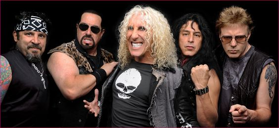 Twisted Sister: The Iron Men Of Rock And Roll