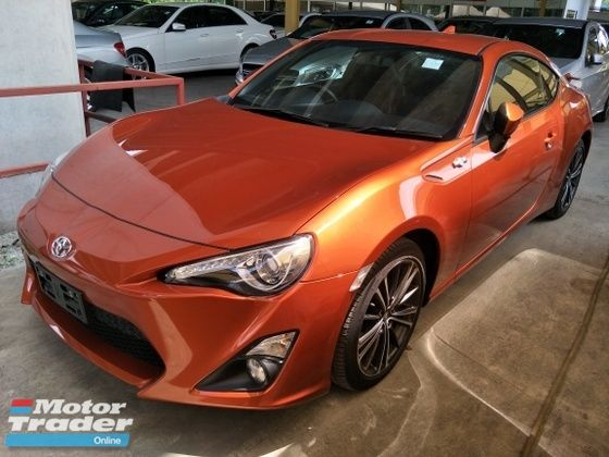 Toyota 86 Gt86 2 0 200hp Push Start Keyless Recon Car For Sales As Advertised On Motor Trader For Rm 129 800 In Kuala Lumpur Toyota 86 New Cars Used Cars