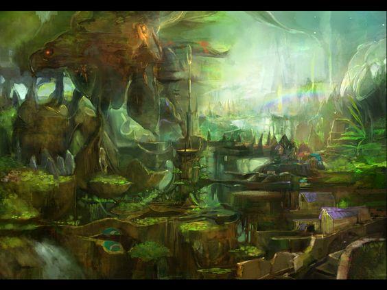 RPG box    seleção de imagens by Lízi