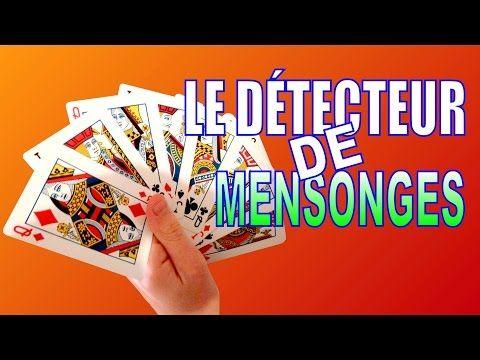Tour De Magie Facile Et Impressionnant Revele Le Detecteur De