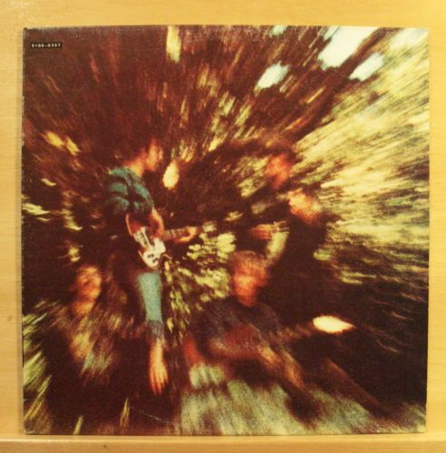 CCR-CREEDENCE-CLEARWATER-REVIVAL-Bayou-Country-Vinyl-LP-Proud-Mary-RAR