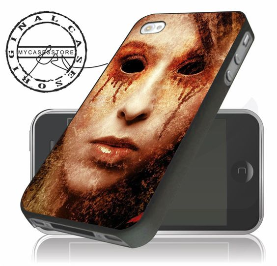 black christmas face black eyes blood dark fear horror iPhone 6,5S,5C, – mycasesstore