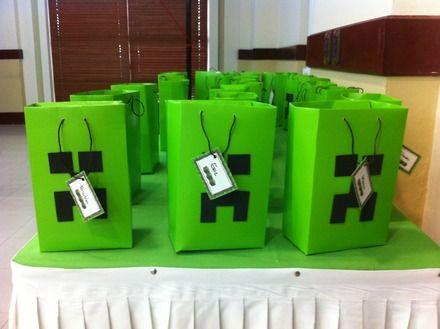Decoración de cumpleaños tematica Minecraft , Managua , Fiestas y Eventos