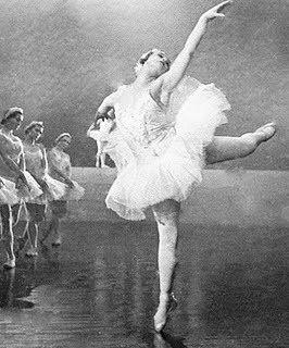 Marina Semyonova: