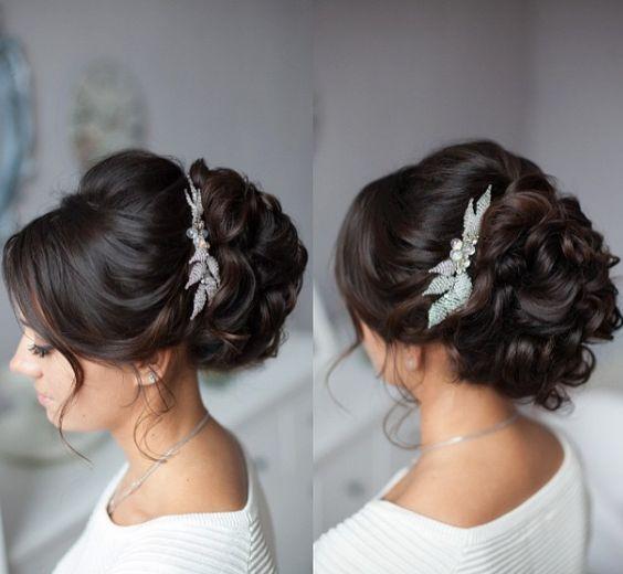 Featured Hairstyle Tonyastylist Tonya Pushkareva Instagram Com Tonyastylist Wedding Hairstyle Idea Frisur Hochzeit Haare Hochzeit Hochzeitsfrisuren