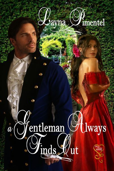 Happy release day to @Layna Pimentel! Enter to WIN a $25 Amazon GC with A GENTLEMAN ALWAYS FINDS OUT!