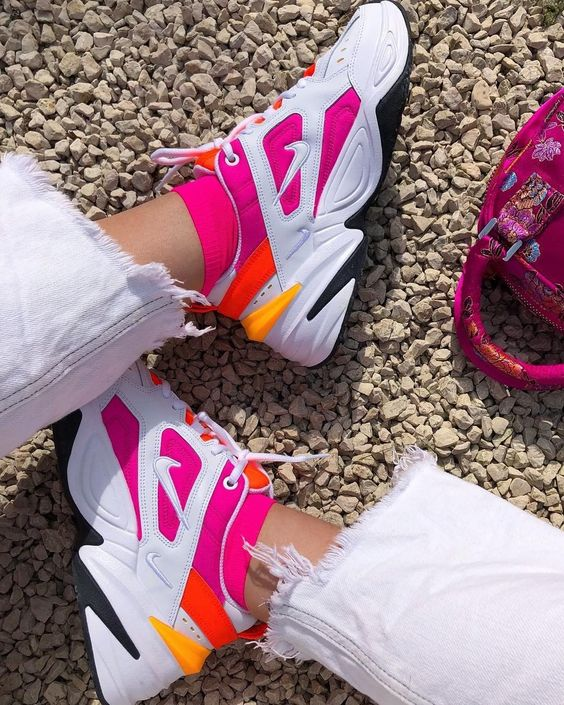Lovely Colorful Sneakers